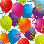 Birthday Balloons Gift Wrap Wholesale