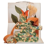 Jewellery Boxes-Tropical Floral Print