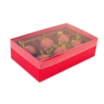 Chocolate Covered Strawberry Boxes