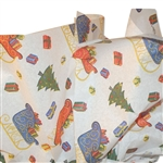 "Noel  Pattern Tissue Paper - 20"" x 30"" Sheets - 240 / Pack"