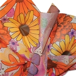 Summer Garden Patterned Tissue Paper