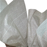 "Basketweave Pattern Tissue Paper 20"" x 30"" Sheets - 240 / Pack"
