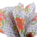 Cozy Kitchen Patterned Tissue Paper