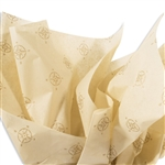 Compass Rose Patterned Tissue Paper