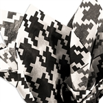 Houndstooth Patterned Tissue Paper
