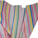 Primary Stripes Tissue Paper