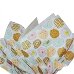 Cupcakes Patterned Tissue Paper