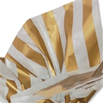 Gold Stripe Tissue Paper