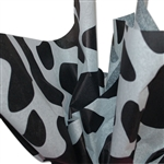 Cow Print Patterned Tissue Paper