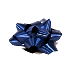 Stick-On Star Bows Royal Blue