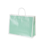San Francisco Shopping Bags-Large Mission Bay Blue
