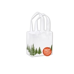 Frosted Mini Icy Evergreen Bags