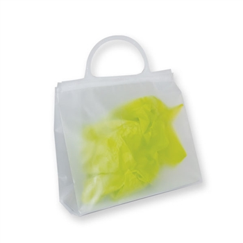 Snap Totes Frosted Bags - Medium Size