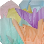 Pastel Color Tissue Assortment