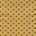 Gold Dots Gift Wrap Wholesale