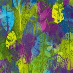 Colourful Leaves Gift Wrap Wholesale