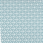 Misty Blue Geometric Gift Wrap Wholesale
