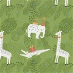 Zoo Birthday Party Gift Wrap Wholesale