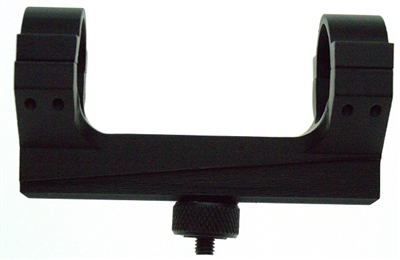 "AR15 Carry Handle 30mm Mount w/1"" Ring Inserts"