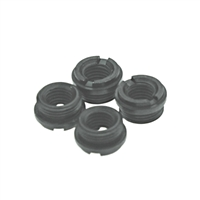 Thin-Line Grip Screw Bushings Blue