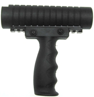 Remington Nylon Forend w/Removable Vertical Foregrip