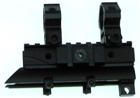 SKS Top-Cover Design Scope Mount w/Rings