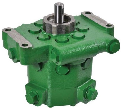 AR103033 John Deere Hydraulic Lift Pump Assembly  (8 Piston)  23CC