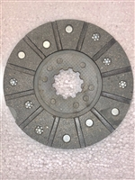 RIVETED BRAKE DISC 6.5 INCH REPLACES 1975464C2 395161R1