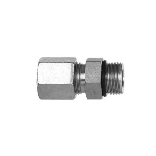 1-1//2 Bite Type Tube x 1-7//8-12 Male O-Ring Boss 1-1//2 Bite Type Tube x 1-7//8-12 Male O-Ring Boss Inc. Brennan Industries C6400-24-24-O Steel Straight Flareless Bite Type Fitting