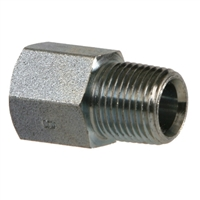 6404_Steel_ORB_Straight_Thread_O-Ring_Boss_Hydraulic_Fittings