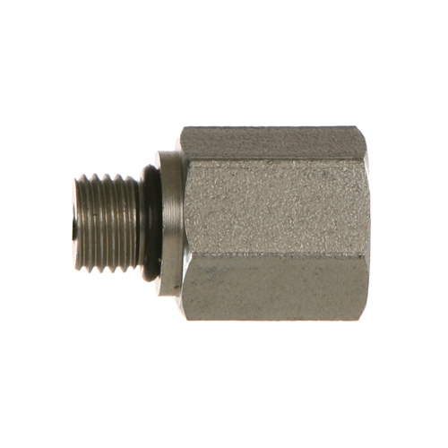 Orb to npt sae o ring boss male nptf pipe