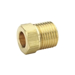 B-3100_Brass_Inverted_Flare_Tube_Nut
