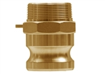 Camlock_Adapter_Male_NPT_Thread_Brass