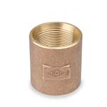 SC-28DC1 | Brass Threaded Drop Pipe Coupling