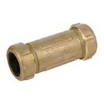 SC-2949 | Brass Compression Coupling