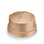 SC-36C-1L | Lead-Free Brass 125# Threaded Cap, UL