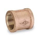 SC-36CP1L | Lead-Free Brass 125# Threaded Coupling, UL
