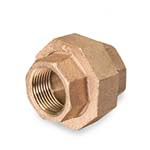SC-36U-1L | Lead-Free Brass 125# Threaded Union, UL