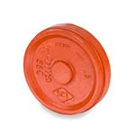SC-65C | Grooved Cap Orange Paint Coating UL/FM - 65C