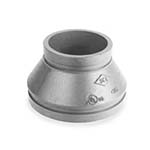 SC-66CR | Grooved Concentric Reducer Galvanized - 66CR