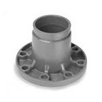 SC-66FA | Grooved Grooved x Flange Adapter Galvanized UL/FM - 66FA
