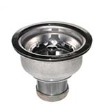 SC-846 | Double Cup Strainer Post Style