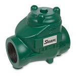 SC-OP20DB6VV | Ductile Iron 1440 psi Threaded Swing Check Valve - Series SVOP20DB6VV