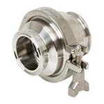 SC-S7745MP6 | 316/L Stainless Steel Clamp End Check Valve
