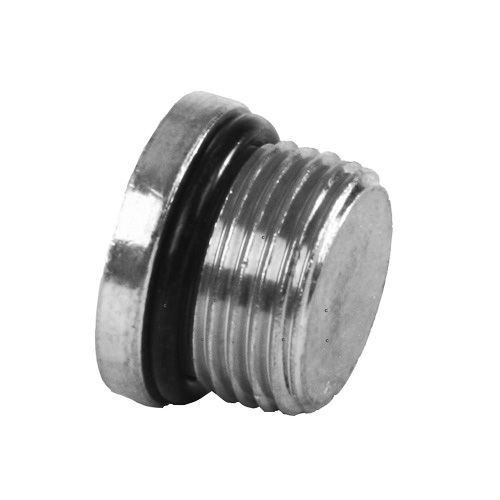 SS-6409 SAE ORB O-Ring Boss Fittings Stainless Steel
