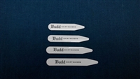 Custom Printable Collar Stays