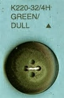 Urea Horn 32L Green Buttons - 12 Pieces