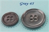 Gray Pearl Suit Buttons