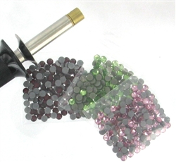 30ss Swarovski Hot Fix Rhinestones