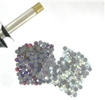 Swarovski 10ss Hot Fix AB Rhinestones